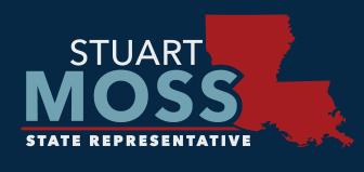 Stuart Moss State Representative